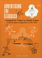 Advertising the Classics 2 available at Guitar Notes.