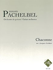 Chaconne(Joubert) available at Guitar Notes.