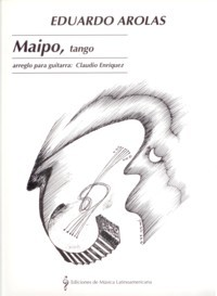 Maipo, tango(Enriquez) available at Guitar Notes.