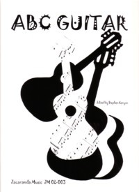 ABC Guitar available at Guitar Notes.