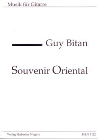 Souvenir Oriental available at Guitar Notes.