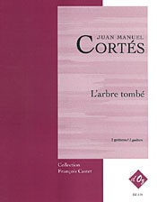 L'arbre tombe available at Guitar Notes.