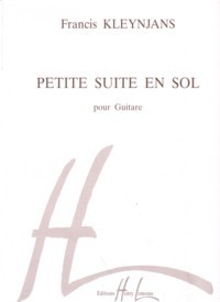 Petite Suite en sol, op.140 available at Guitar Notes.