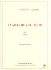 La Matilde y el Emilio(Regnier) available at Guitar Notes.