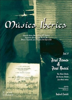Musica Iberica, Vol.5: Ferrer & Broca available at Guitar Notes.