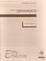 Danzas Espanolas, op.37/11 &12(Eriksson) available at Guitar Notes.