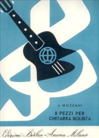8 Pezzi per chitarra solista available at Guitar Notes.