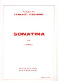 Sonatina available at Guitar Notes.