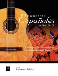 Momentos Espanoles available at Guitar Notes.