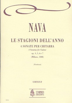 Le Stagioni dell'Anno(Pistolozzi) available at Guitar Notes.