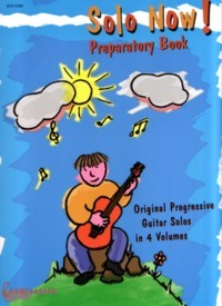 Solo Now! Preparatory Book available at Guitar Notes.
