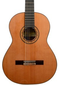 Luis Romero: LR-70 available at Guitar Notes.