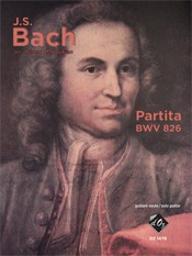 Partita no.2 BWV826 (Manoukian) available at Guitar Notes.