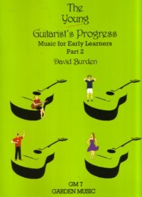 The Young Guitarist's Progress, Book 2 available at Guitar Notes.