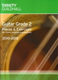 Guitar Grade 2, 2010-2015/16 available at Guitar Notes.