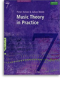 Music Theory in Practice, Grade 7(Aston & Webb) available at Guitar Notes.