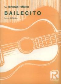 Bailecito available at Guitar Notes.