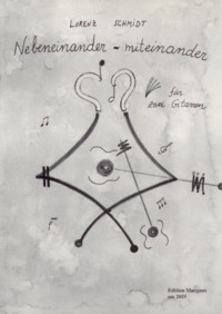 Nebeneinander - miteinander available at Guitar Notes.