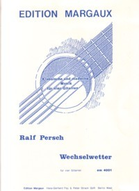 Wechselwetter available at Guitar Notes.