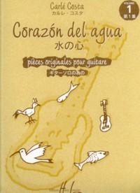Corazon del agua, Vol.1 available at Guitar Notes.