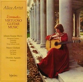 Romantic Virtuoso Guitar Music available at Guitar Notes.