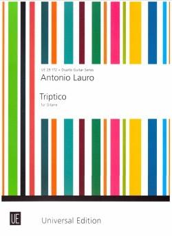 Triptico (Duarte) available at Guitar Notes.