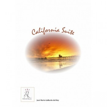 California Suite available at Guitar Notes.