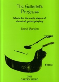 The Guitarist's Progress, Book 2 available at Guitar Notes.