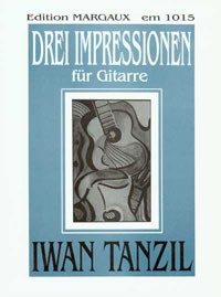Three Impressions available at Guitar Notes.