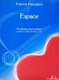 Espace, 10 Pieces, op.73/4 available at Guitar Notes.
