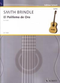 El Polifemo de Oro available at Guitar Notes.