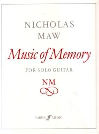 Music of Memory available at Guitar Notes.