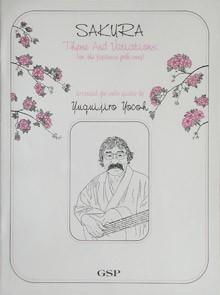 Sakura, Theme and Variations available at Guitar Notes.