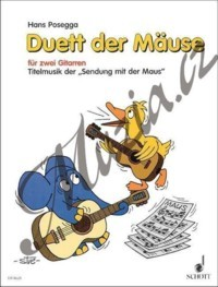 Duett der Mause available at Guitar Notes.