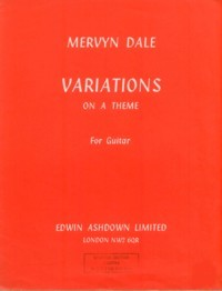 Variations on a Theme available at Guitar Notes.