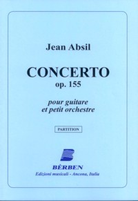Concerto, op.155 available at Guitar Notes.