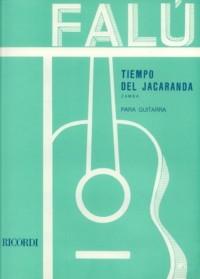 Tiempo del Jacaranda available at Guitar Notes.