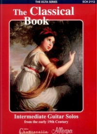 The Classical Book available at Guitar Notes.