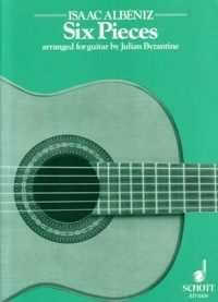 Six Pieces(Byzantine) available at Guitar Notes.