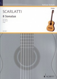 8 Sonatas (Fisk) available at Guitar Notes.