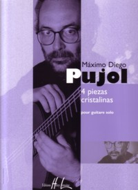 4 piezas cristalinas available at Guitar Notes.