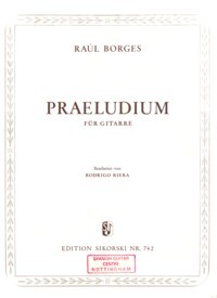 Praeludium(Riera) available at Guitar Notes.
