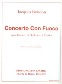 Concerto con Fuoco available at Guitar Notes.