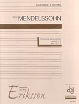 Romances sans paroles(Eriksson) available at Guitar Notes.