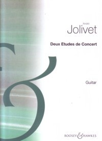 Deux Etudes de Concert available at Guitar Notes.