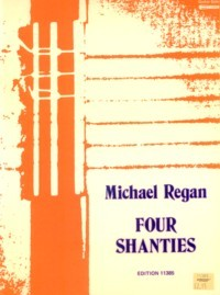 Four Shanties available at Guitar Notes.