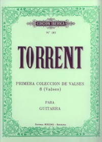 Primera Coleccion de Valses available at Guitar Notes.