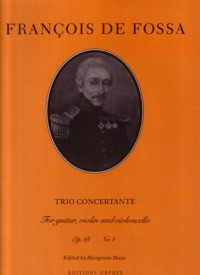 Trio Concertante, op.18/1 [Vn/Vc/Gtr] available at Guitar Notes.