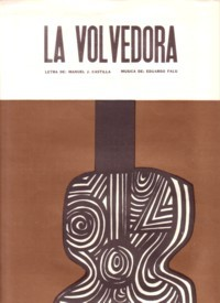 La Volvedora, zamba available at Guitar Notes.