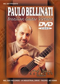 Brazilian Guitar Virtuoso available at Guitar Notes.